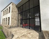 Poslovni objekat/Business building, Kragujevac, Serbia