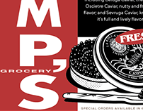 Kamp's Grocery, Route 66 Oklahoma City