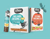 Plume & Compagnie - Packaging, Branding