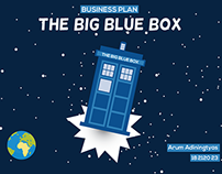 The Big Blue Box - Game Development