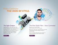 Philips Styleshaver 'Men of Style'