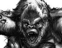 Dungeon's & Dragons: Eberron, Fogotten Realms