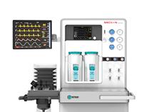 Anesthesia Ventilator Workstation