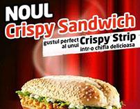 KFC Crispy Campaign