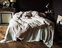 In bed with Dirty Linen