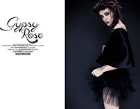 Gypsy Rose for Chaos Magazine