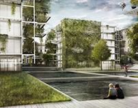 Residential Block - Milan, Italy