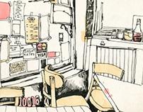 """Sketchbook Pages — """"Normal?"""""""