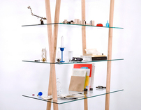 Dyvel Shelves