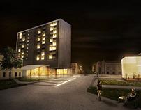 City Hotel - Belgrade, Serbia