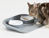 Butler - feeding tray