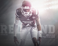 2015 Mississippi State Football Player Profiles
