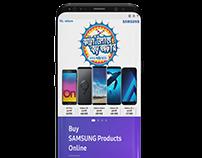 Corporate Shopping App