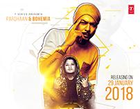 Gaadi - Poster Design (Pardhaan & Bohemia)