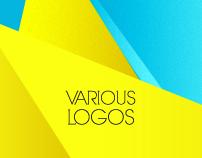 : various logos