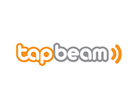 TapBeam - logo for technology company