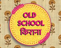 Old School Kirana Logo
