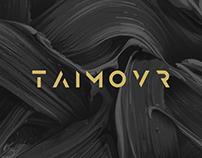 Taimovr - Brand Identity