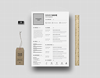 Free Resume Mock up
