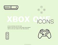 Xbox Icon Set