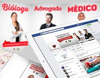 Promotional Campaign Banco de Sangue HU UFSC