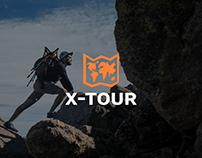 X-TOUR - Concept UX/UI