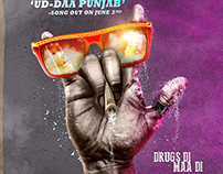 Udta Punjab Poster work