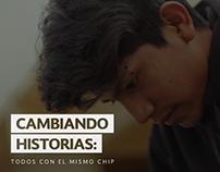 Cambiando Historias: Todos con el mismo chip