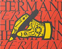 Hermann Zapf - Typeface Spec sheet
