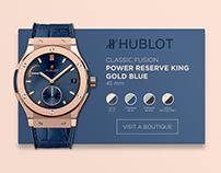 Hublot Watch Classic Fusion