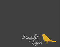 Bright Eyes CD Design Project