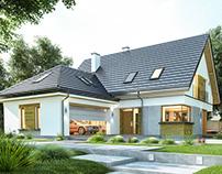 Projekt domu Viking 4