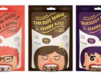 Illustrative Packaging Design