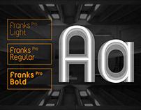 Franks Pro – Typeface