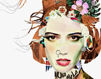 Daisy Lowe - Fault magazine