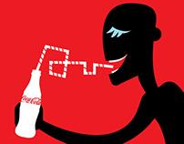 coca cola: poster