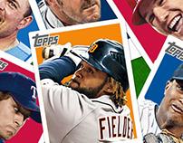 Topps BUNT: MLB Baseball Trading Card Game (iOS App)