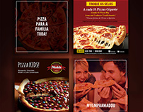 Social Media - Da Maddu Pizzaria