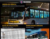 Proposta de aplicativo mobile da Scania
