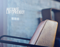 Art cafe loft project