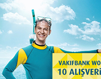 Vakıfbank - Comert Kart