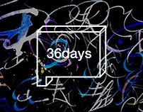 36days of type 2018