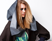 final fashion/textile design collection