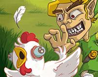 Link - Chicken Hunter