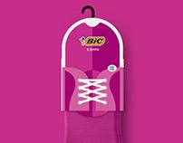Bic socks
