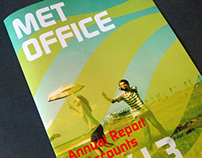 Met Office Annual Report 12/13