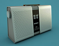 SHA_RED - Wireless Speaker