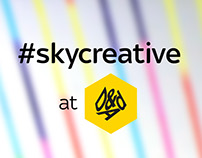 Sky Creative at D&AD Festival