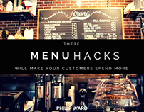 These Menu Hacks Will Make Your Customers Spend More