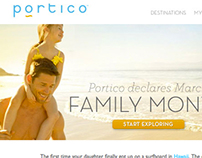 Family month travel email